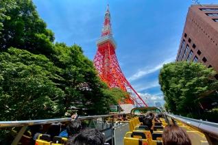 東京タワー・レインボーブリッジコース